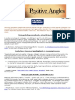 Positive Real Estate News - Vol 3, Issue 2 - March 11, 2010