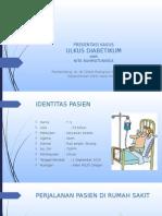 PPT Case Ulkus Diabetikum Nita
