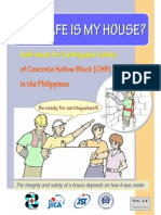 JICA Phivolcs How Safe is Your House Feb2014