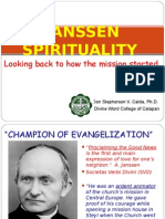 Lecture on Arnold Janssen