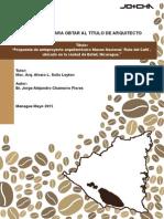 Protocoló de Investigación Museo Nacional Ruta del Café