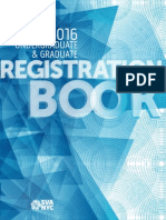 SVA 2015 16 Undergraduate and Graduate Registration Book