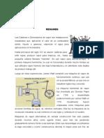 LABORATORIO N° 03 (Generador de Vapor)