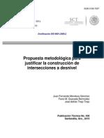 Pt436 Propuesta Metodológica Paso a Desnivel