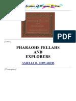pharaohs fellahs and explorers