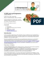 LCHF Para Principiantes