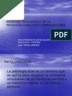 11. Patologia Dual