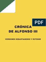Cronica Alfonso III