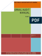 Part I - ICPAU Audit Manual
