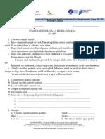 evaluare initiala 4