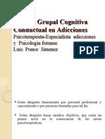 21. Terapia Grupal Cognitiva