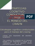 17. TCC en Manejo de Craving
