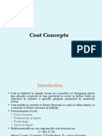Managerial Cost