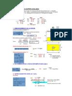 Diseno de Cimentaciones Excel