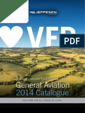 Jeppesen Catalog 2014 | Instrument Flight Rules | Visual