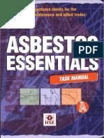 Asbestos Essentials Task Manual HSG 210