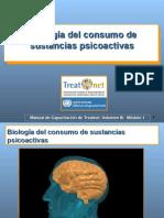 Biología Del Consumo de Sustancias Psicoactivas