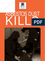 Asbestos Dust Kills - Keep Your Mask on Guidance for Employees on Wearing Respiratory Protective Equipment for Work With Asbestos