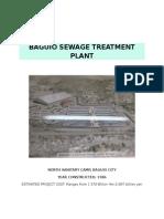Baguio Sewage Treatment Plant 1