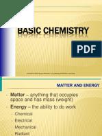 Basic Chemistry Revised