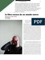 LOVINK, G. Entrevista Com. La Fibra Oscura de Un Mundo Nuevo (5741)