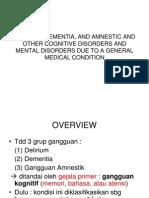 Kp 3-1-41 Mental Organik