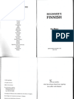 [Agi Risko] Beginner's Finnish (Hippocrene Beginne(BookZa.org)