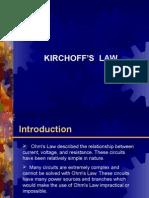 h Hukum Kirchoff