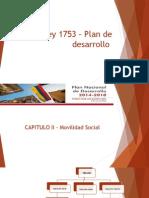 Ley 1753 – Plan de desarrollo.pptx