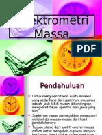 Spektrometri Massa