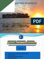 Présentation China Shipping