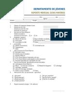 4. Formato Reporte Mensual Gm