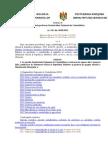 Ordinul MF Nr. 118 Din 06.08.13 Privind Aprobarea SNC Cu Modificările Și Completările Ulterioare