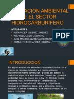 Grupo 7legislacion Ambiental en El Sector Hidrocarburifero
