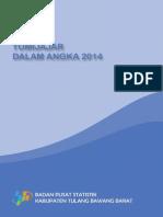 Tumijajar Dalam Angka 2014