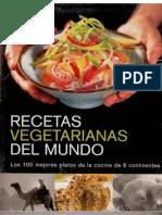 Recetas Vegetarianas Del Mundo