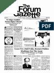 The Forum Gazette Vol. 2 No. 2 January 20-February 5, 1987