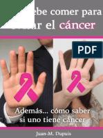 Tener Salud Dia Mundial Cancer