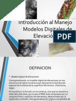 presentacion MDEs