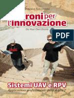 Droni Per Linnovazione Sistemi Uav e Rpv Applicazi