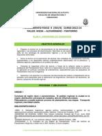 Pf 2 Programa Marzo 2014