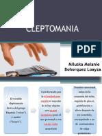 Cleptomania y Mitomania