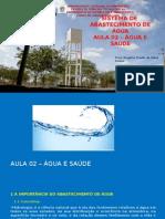Agua e saúde