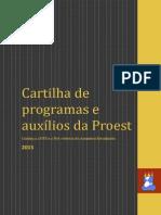 Revisada - Cartilha de Programas e Auxilios Da Proest