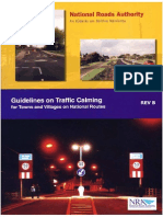 Guidelines on Traffic Calming