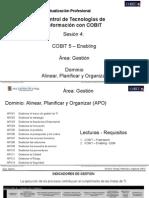 Sesion 3A - COBIT Enabling - APO v2.1