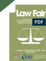 2015 Law Fair Guide