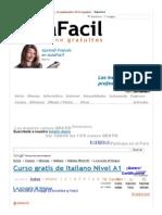 Curso Gratis de Italiano Nivel A1 - La Scuola Di Lingue _ AulaFacil