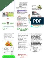 Leaflet Gout