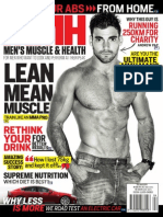 Men's Muscle & Health - August 2015 AU